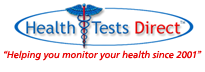 Health Tests Direct Logo